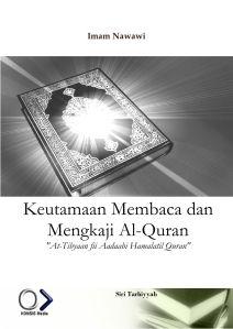 E-Book: Keutamaan Membaca dan Mengkaji Al-Qur'an, Oleh Imam Nawawi
