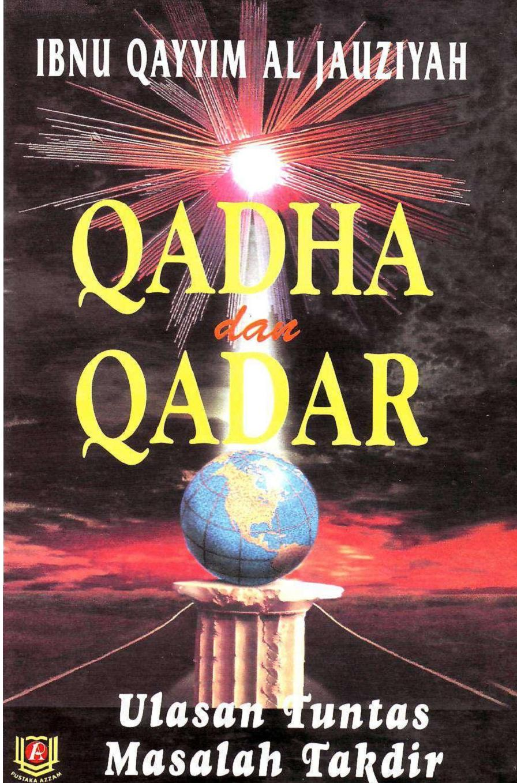 Hasil gambar untuk qadha qadar ibnu qayim