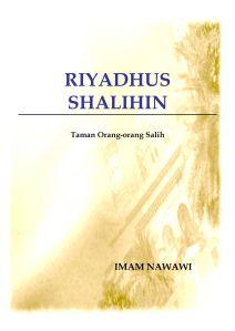 E-Book: Riyadhus Shalihin, Oleh Imam Nawawi