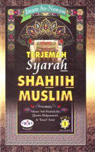 E-Book: Terjemah Syarah Shahih Muslim, Oleh Imam An-Nawawi